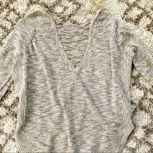 Express Sweater Top